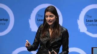 Kathryn Minshew, Acquiring Your First Users Out of Thin Air, The Lean Startup Conference 2013