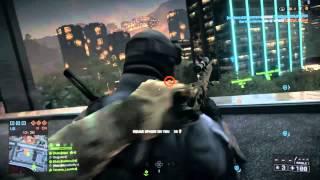 Nubz silent rooftop takedown