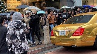 ヤクブーツはやめろをGOLD BENZの前から叫んだら渋谷大混乱。