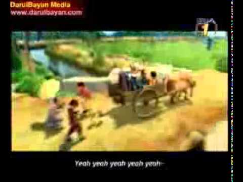 Tanam Tanam Ubi Upin & Ipin Travel Video