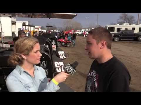 Christopher Bell at Port City Raceway