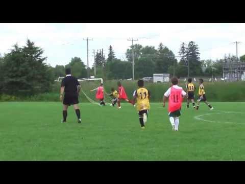 Markham U10 Boys Gold Exhibition Game