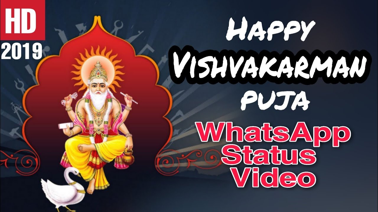 77158 Kb Vishwakarma Puja Special Whatsapp Status