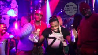 Boxer Adrien Broner Dancing In Atlanta