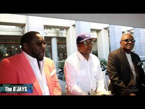 The O'Jays Exclusive Hollywood Interview