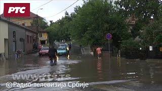 Zbraja se šteta od nevremena širom Srbije, usevi u Blacu desetkovani