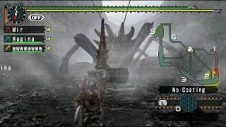 Monster Hunter Portable 2nd G - The Approaching Gaoren HR3 Urgent (Shen Gaoren) Part1