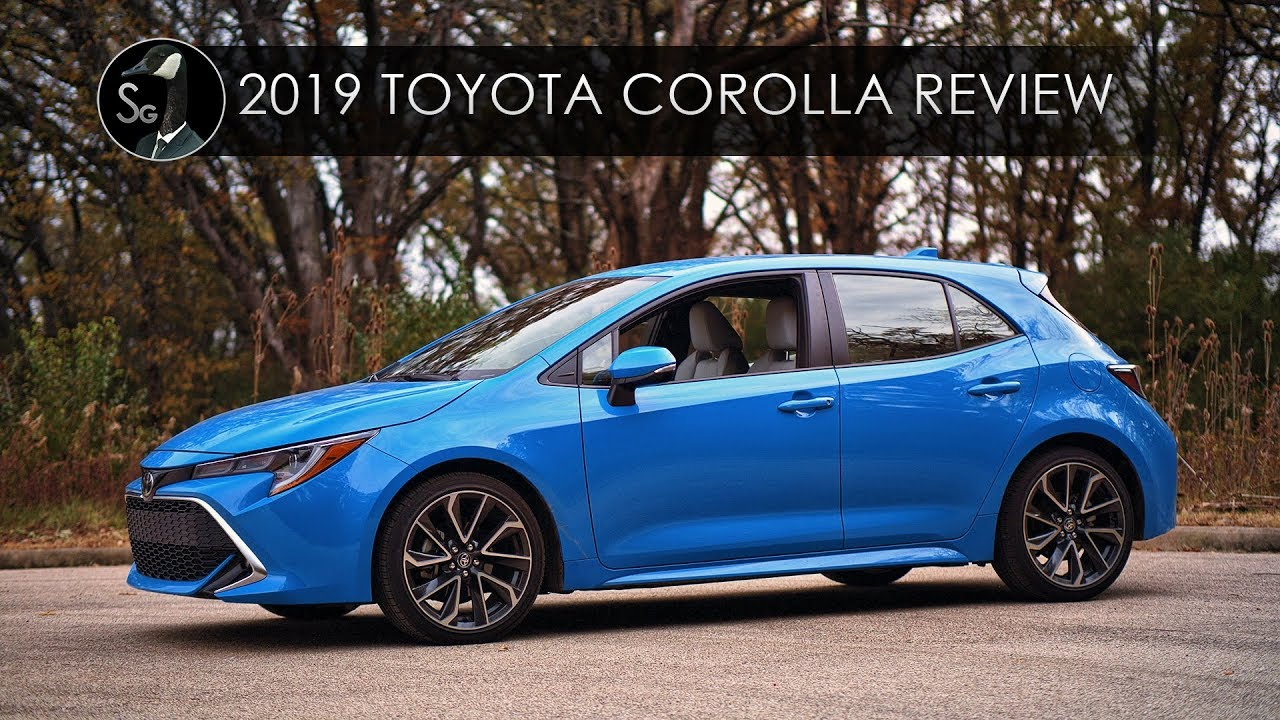 Savagegeese Reviews 2019 Corolla Hatchback - Toyota Nation Forum