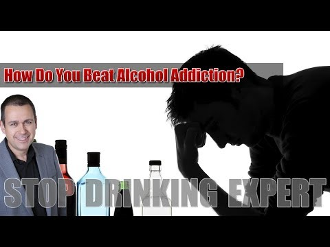 How Do You Beat Alcohol Addiction? Ask The Stop Drinking Expert!