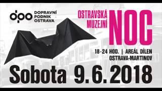 Ostravská muzejní noc 2018