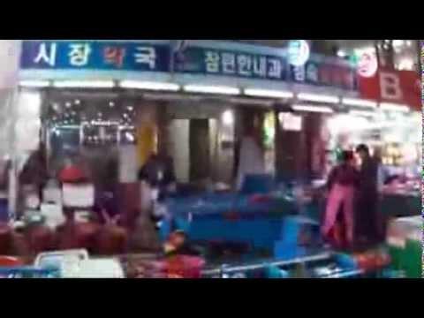 south Korean market adventure(4-12-2014 day1)