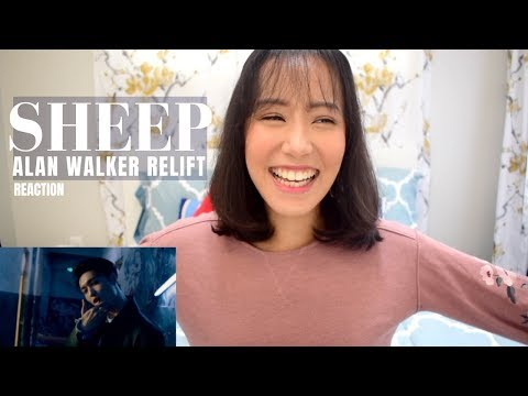 [REACTION] LAY - SHEEP (Alan Walker Relift)