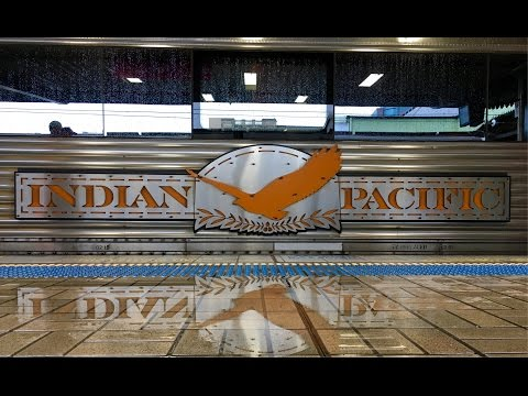 Sydney Trains Vlog 1225: The Almighty Indian Pacific