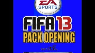 Fifa 13 | Pack Opening | With Facecam | Thumbnail