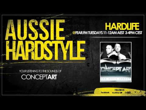Week #47 - Concept Art on Fear.FM - Aussie Hardstyle Radio
