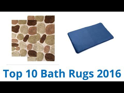 10 Best Bath Rugs 2016