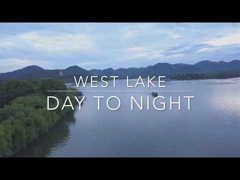 West Lake in Hangzhou -July 2017 dji drone