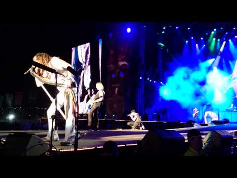 AEROSMITH - SWEET EMOTION AT DOWNLOAD FESTIVAL 2014