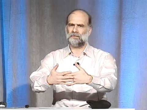 RSA Conference 2011 - The Dishonest Minority: Security as Society's Enabler - Bruce Schneier