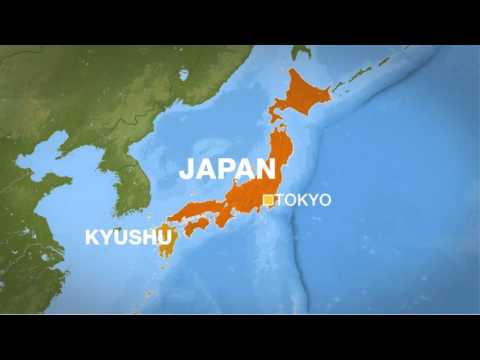 Why Japan is prone to earthquakes