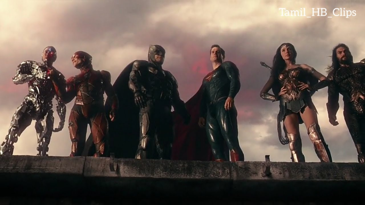 Download Justice League Movie Final Battle Scene In Tamil