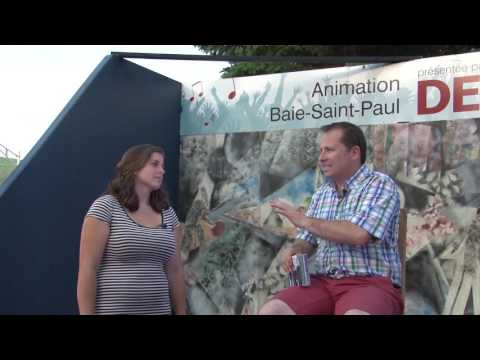 Animation Baie Saint Paul 1 - TVCO2016