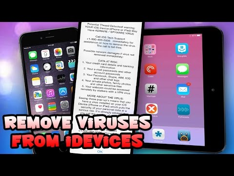 How To Fix And Remove a Virus From Safari On iPhone iPad And iPod Touch