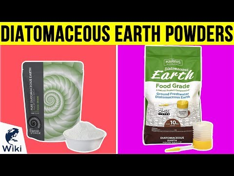 6 Best Diatomaceous Earth Powders 2019