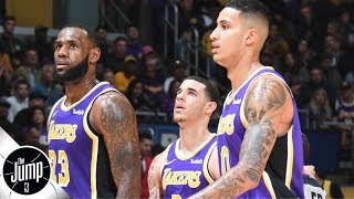 Are the Lakers headed for vacation after LeBron's minutes restriction?    The Jump