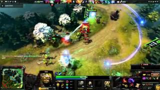 Xcalibur Tiny  ASUS ROG DreamLeague Season 3 - video pro gameplay in dota 2