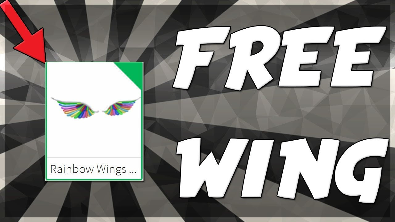 Roblox Wings Gear Free - Wholefed org