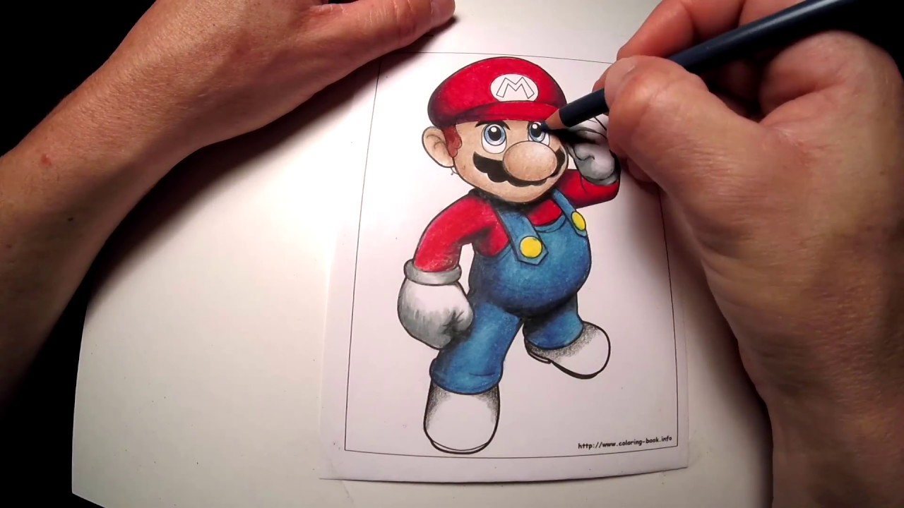 Super Mario 64 DS Crew Coloring Page by TheLuLu99 on DeviantArt | 720x1280