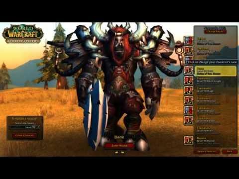 [Season 13 Gear] PvP Public Test Realm 5.2 -World of Warcraft-