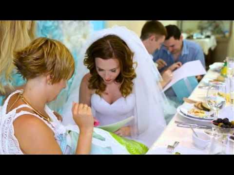 Застольный конкурс на свадьбе, рисуем мечту! Ведущая Ольга Журавлёва Одесса!