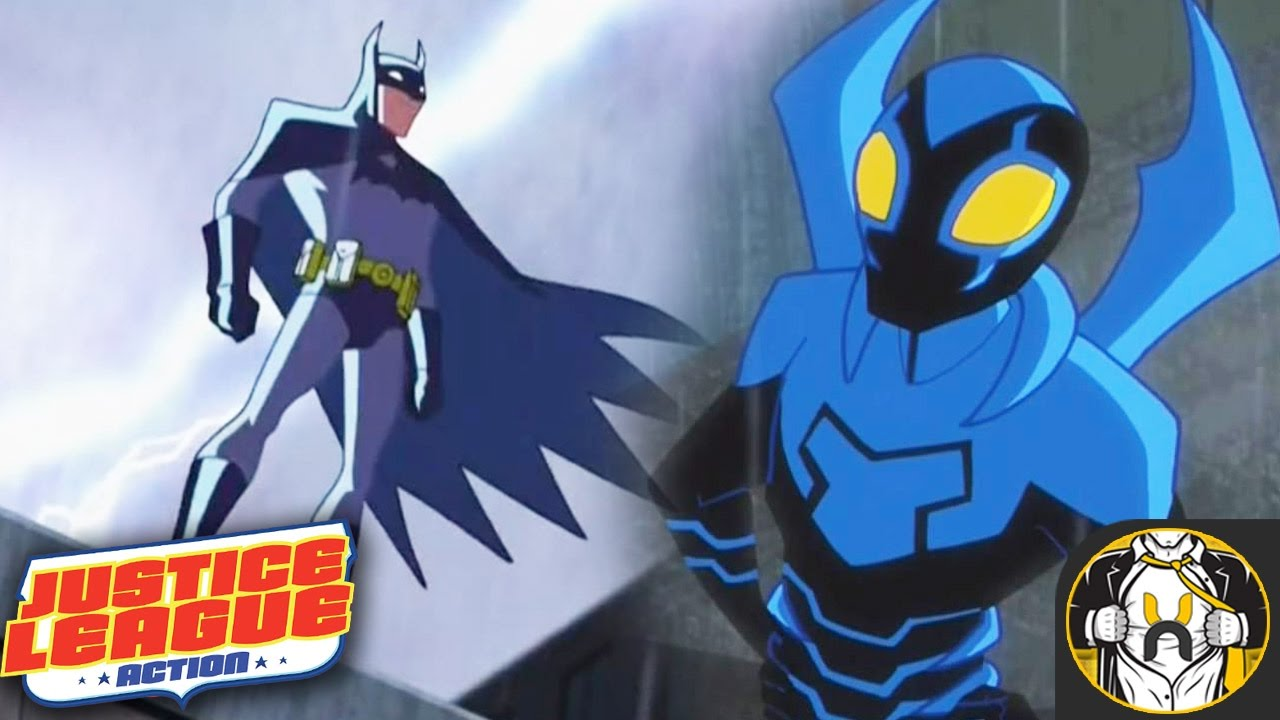 justice league action time share
