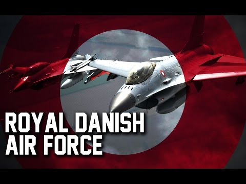 The Royal Danish Air Force (Flyvevåbnet) 2014-2015