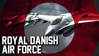 The Royal Danish Air Force 2014-2015 ║HD║