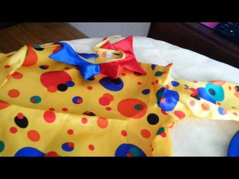 Детский карнавальный костюм Петрушка, арт 7005из YouTube · Длительность: 1 мин44 с
