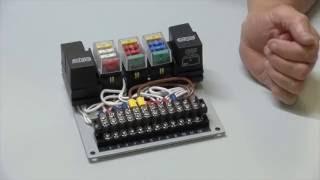 CBS 12 Circuit Wiring Module - Wiring Made Easy