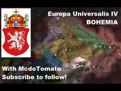 Europa Universalis IV - Embracing the HRE - Bohemia - Part 29