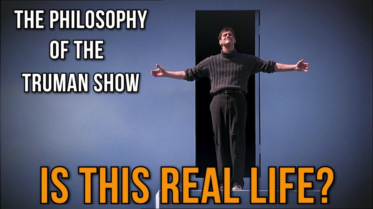 Download Philosophy In Movies: The Truman Show   How Hard It Is To Question Reality