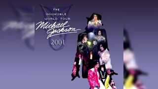 Michael Jackson - Off The Wall Medley (The Invincible World Tour 2001) By (KaiDRecords)