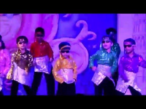 Kangaroo Kids Anna Nagar Annual Concert, 3 April 2016