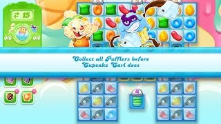 Candy Crush Jelly Saga Level 757 (No boosters)