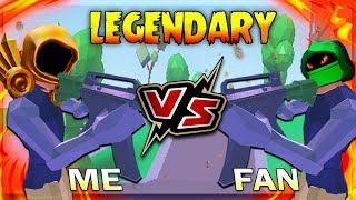 *LEGENDARY* 1V1 with FAN in strucid in THE *MEGA* Update *INTENSE* (Roblox Strucid) (Pvp) *Codes*