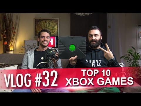 Vlog #32: Τα 10 αγαπημένα μας Xbox games!