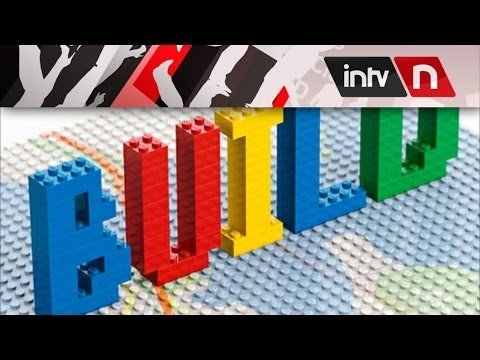 BUILD WITH CHROME - LEGO Y GOOGLE CREAUN UN JUEGO ONLINE PARA CONSTRUIR