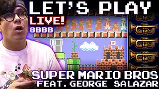 Let's Play LIVE! #1 - Super Mario Bros. w/FULL ORCHESTRA!