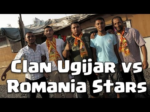 Clan Ugijar vs Romania Stars | Clash of Clans