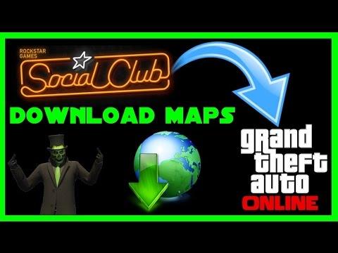 GTA 5 Online 👉 Maps zum Download ⬇ coole Karten fürs Wochenende 👉 PS4 1.37 1.38